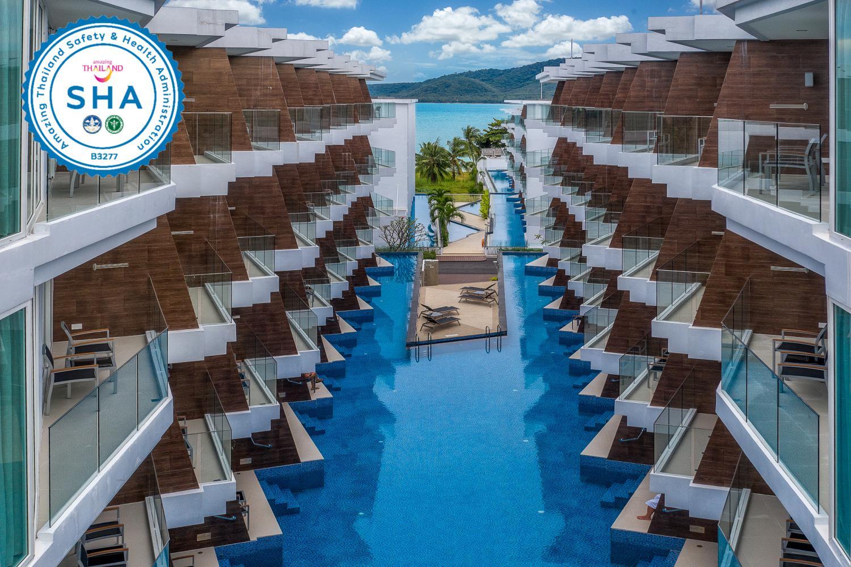 The Beachfront Hotel Phuket, Rawai Beach