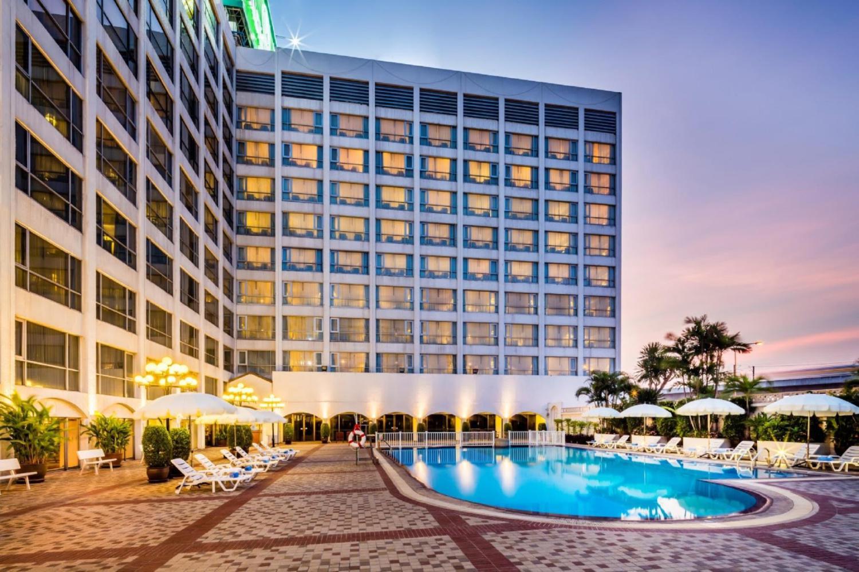 Bangkok Palace Hotel - Image 0