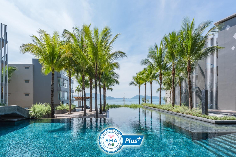Oceanfront Beach Resort and Spa