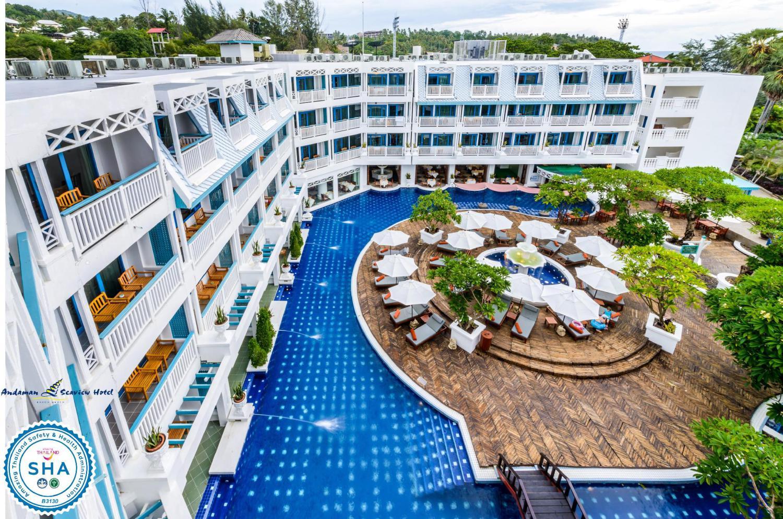Andaman Seaview Hotel - Image 0