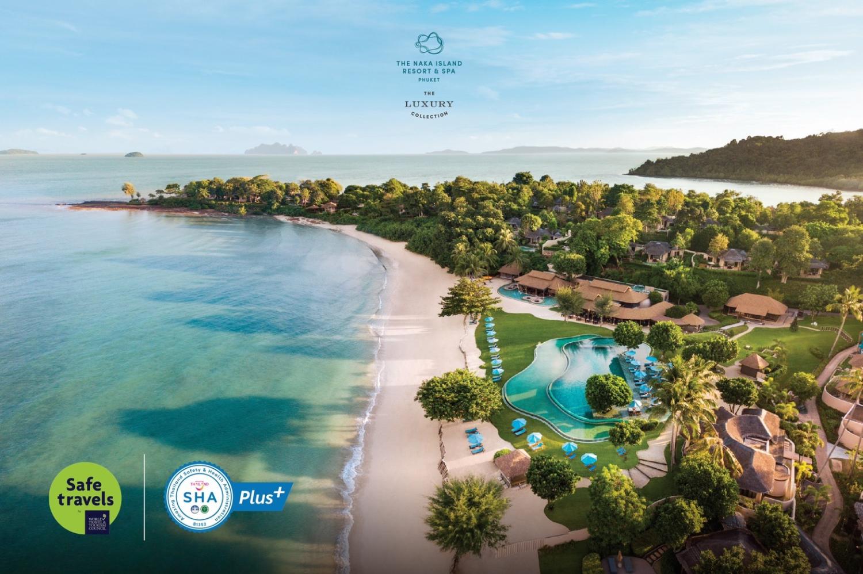 The Naka Island, a Luxury Collection Resort & Spa, Phuket - Image 0