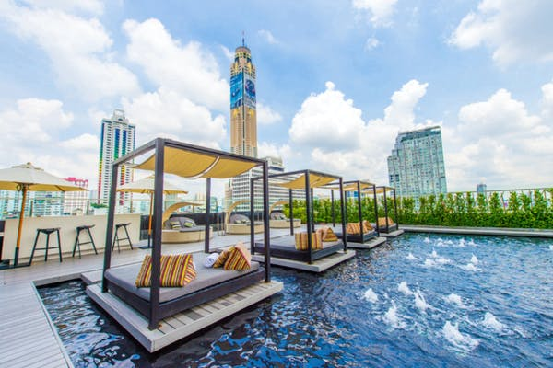 Centara Watergate Pavillion Hotel Bangkok - Image 1