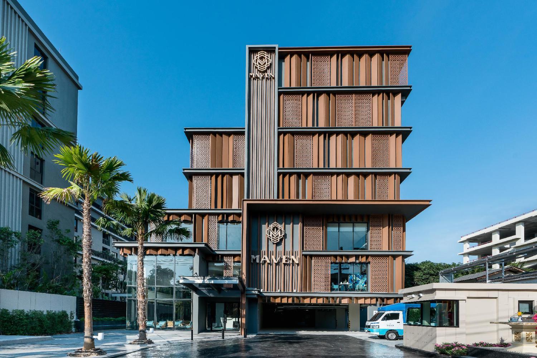Maven Stylish Hotel Hua Hin - 0