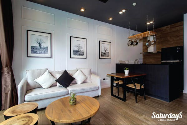 Saturdays Residence by Brown Starling - Image 1