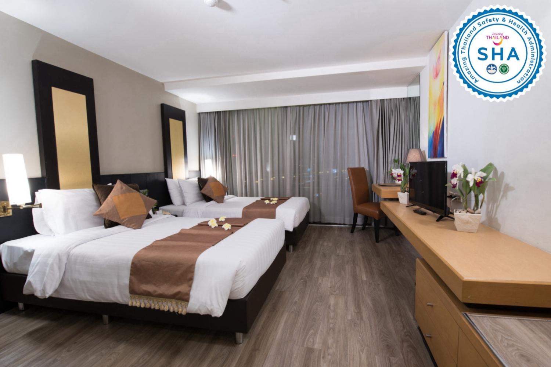 Gold Orchid Bangkok Hotel - Image 2