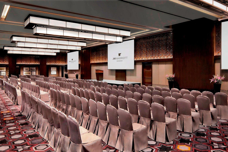 JW Marriott Hotel Bangkok - Image 5