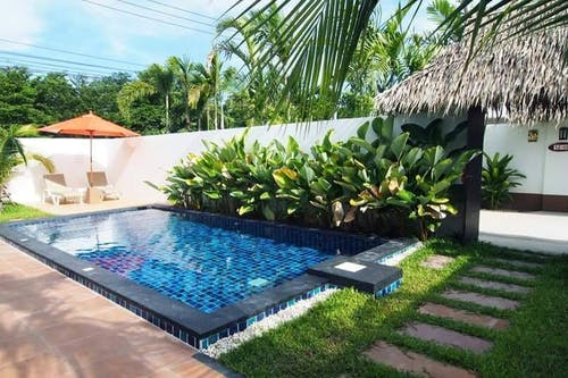 Villa et hôtel avec piscine 3z - 1
