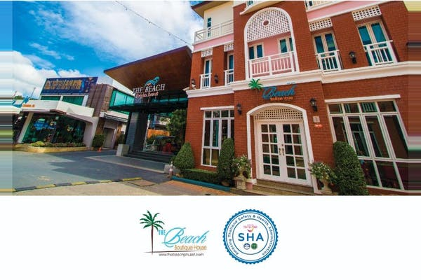 The Beach Boutique House Hotel - Image 0
