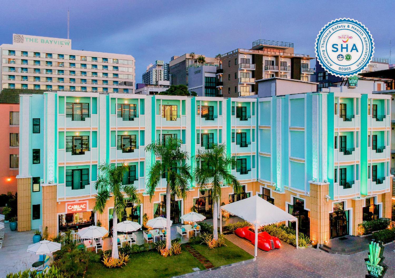 Wave Hotel (SHA Certified)