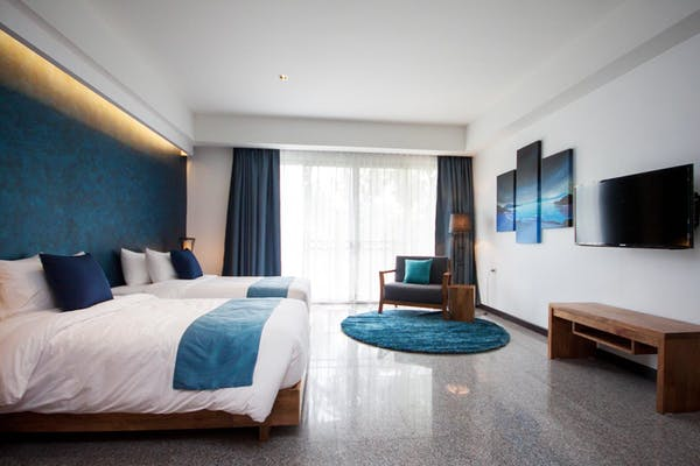 The Leela Resort & Spa Pattaya - Image 1