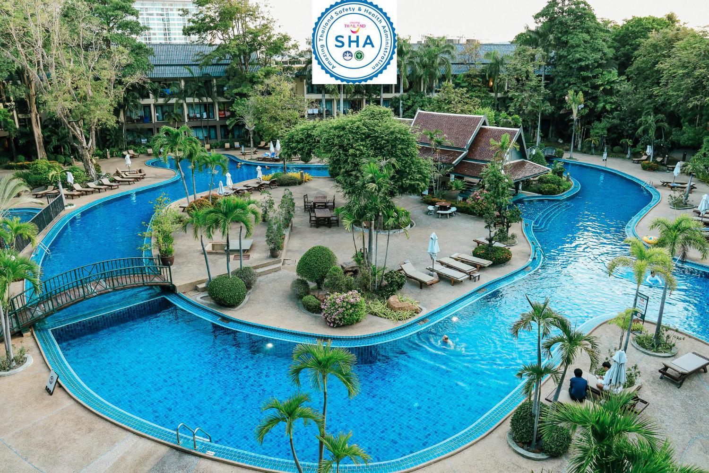 The Green Park Resort (SHA Certified)
