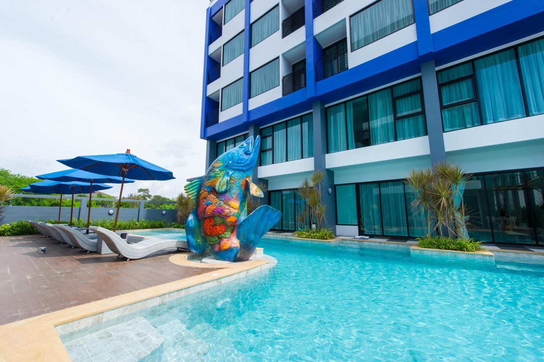 Krabi SeaBass Hotel - Image 5