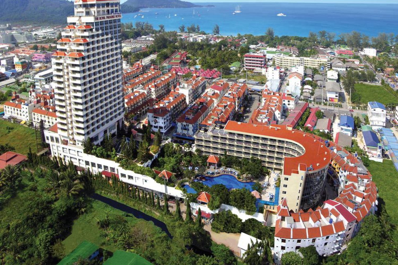 The Royal Paradise Hotel & Spa - Image 0