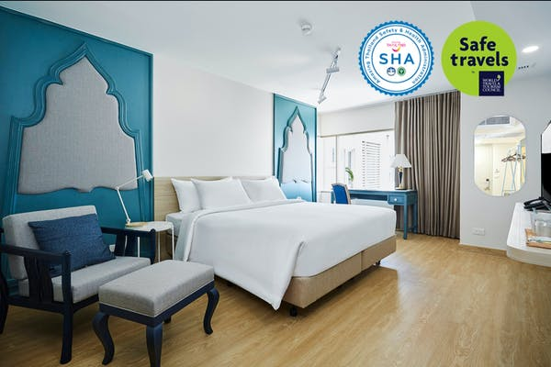 56 Surawong Hotel Bangkok - Image 0
