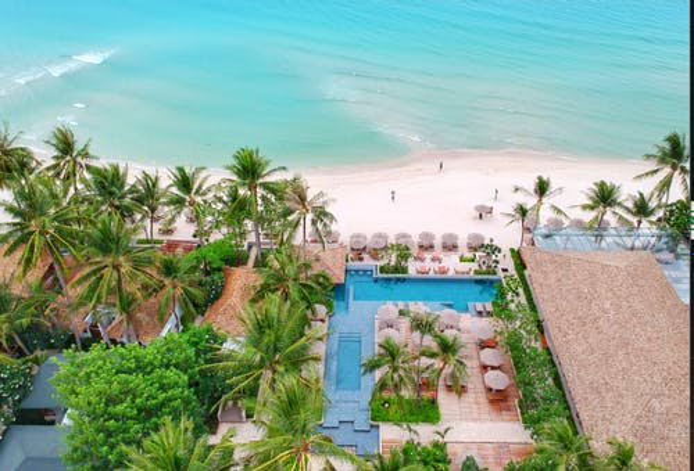 Banana Fan Sea Resort - 1