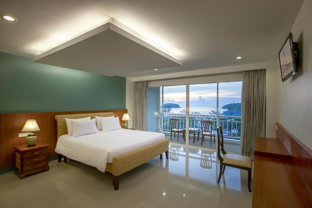 Chanalai Flora Resort, Kata Beach - Image 3