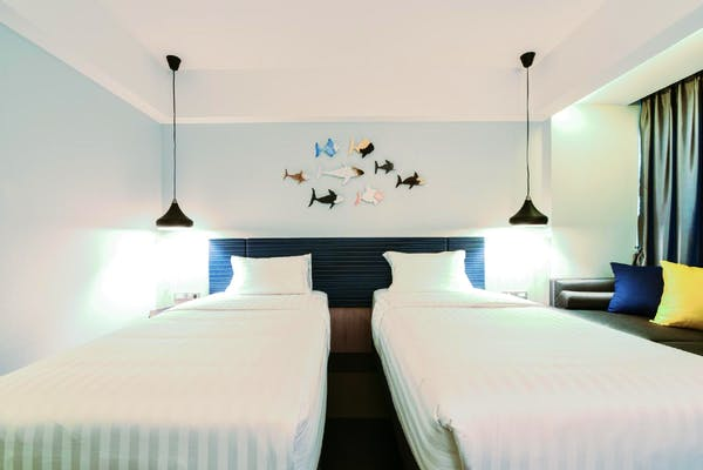 Krabi SeaBass Hotel - Image 1