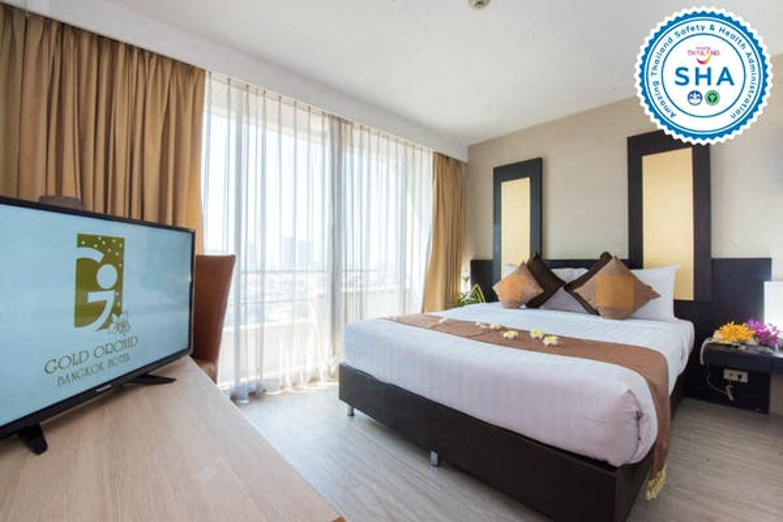 Gold Orchid Bangkok Hotel - Image 0