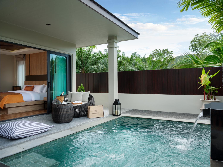 De Malee Pool Villa