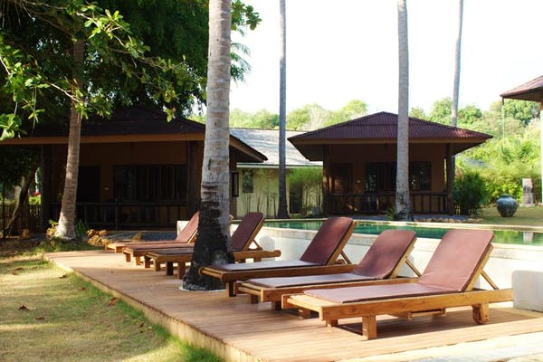 Melina's Beach Front Bungalows - Image 1