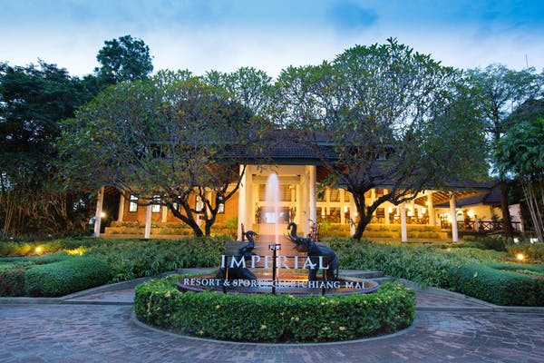 The Imperial Chiang Mai Resort & Sports Club - Image 3