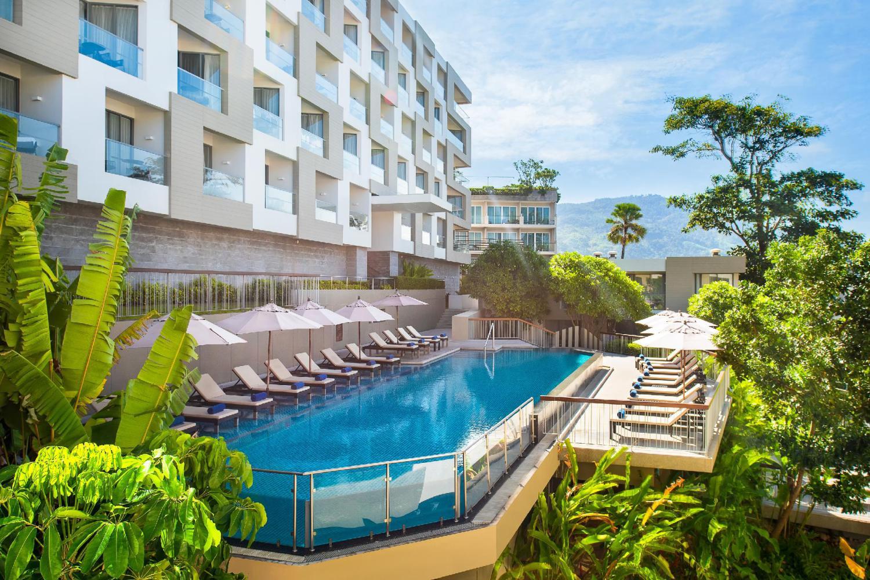 The Andaman Beach Hotel Phuket Patong - Image 3