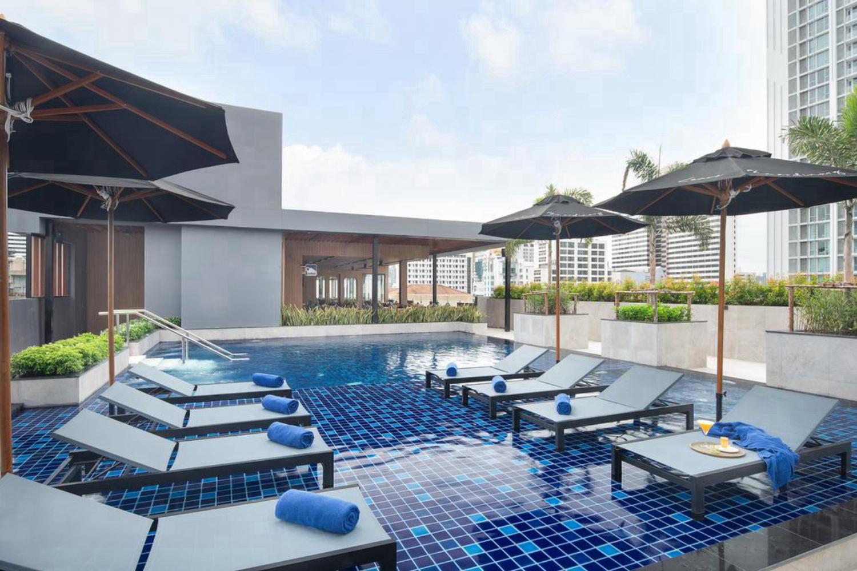 Eleven Hotel Bangkok Sukhumvit 11 - Image 1