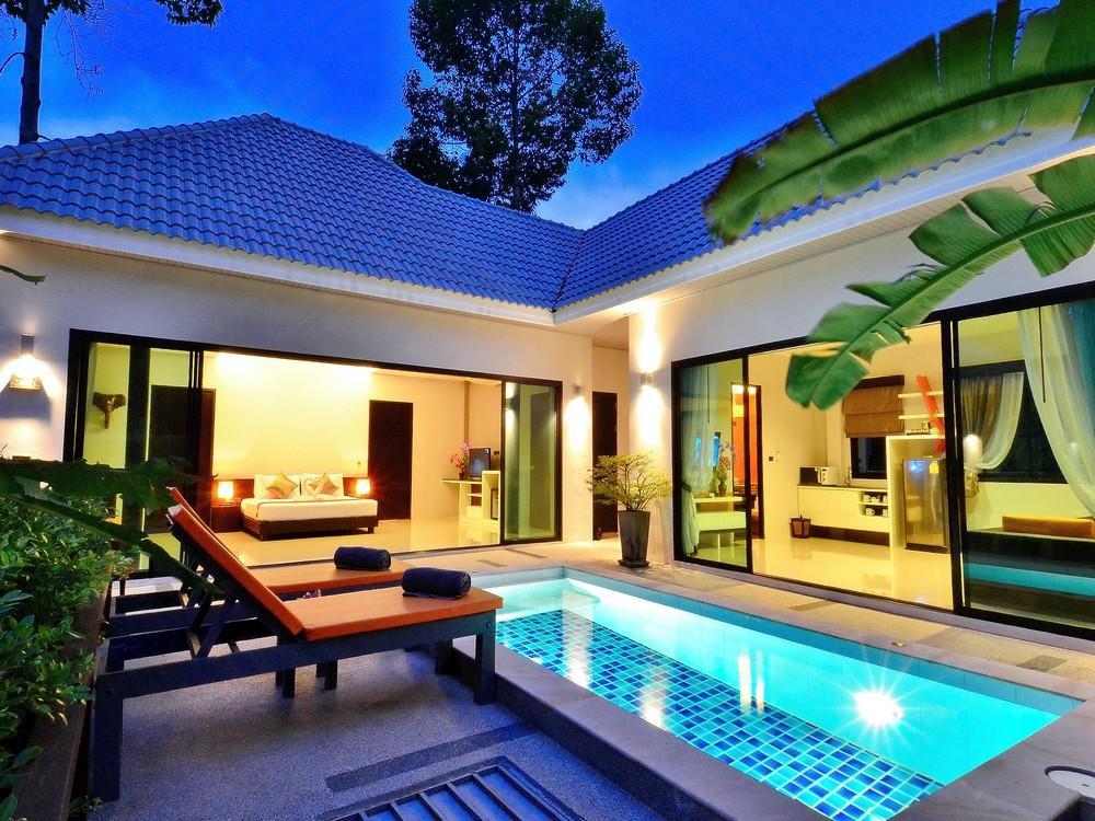 Chaweng Noi Villa met Zwembad - 0