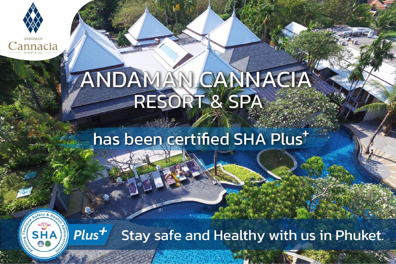 Andaman Cannacia Resort & Spa - Image 1