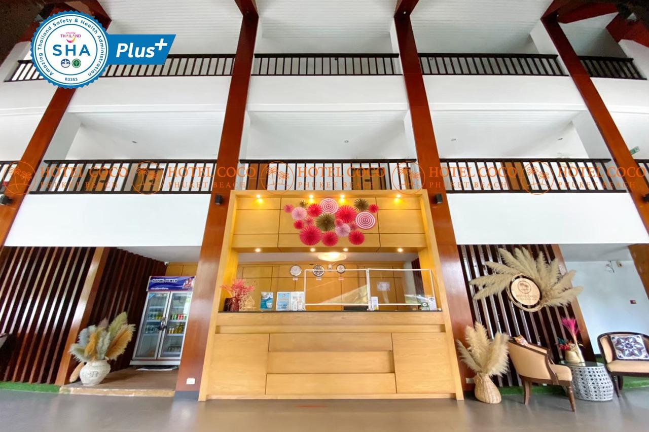 Hotel Coco Phuket Beach - Image 4