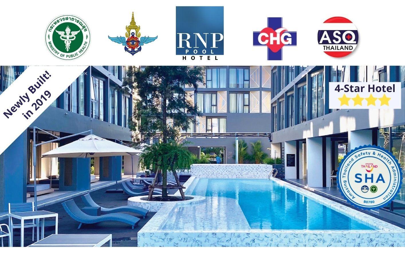 RNP Pool Hotel - Image 0
