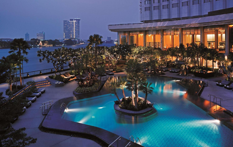 Shangri-La Bangkok - Image 1