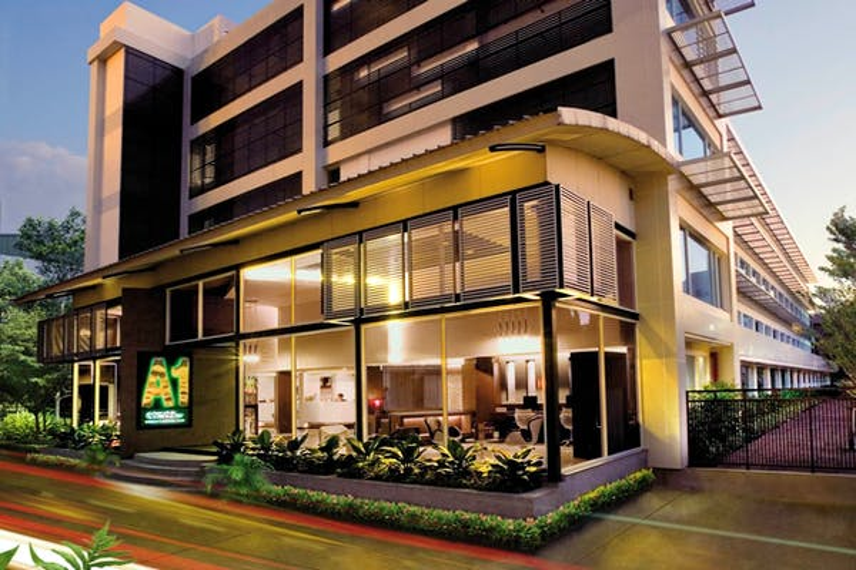A-ONE Bangkok Hotel - Image 2