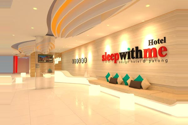 Sleep with Me Hotel Design Hotel at Patong - Image 2