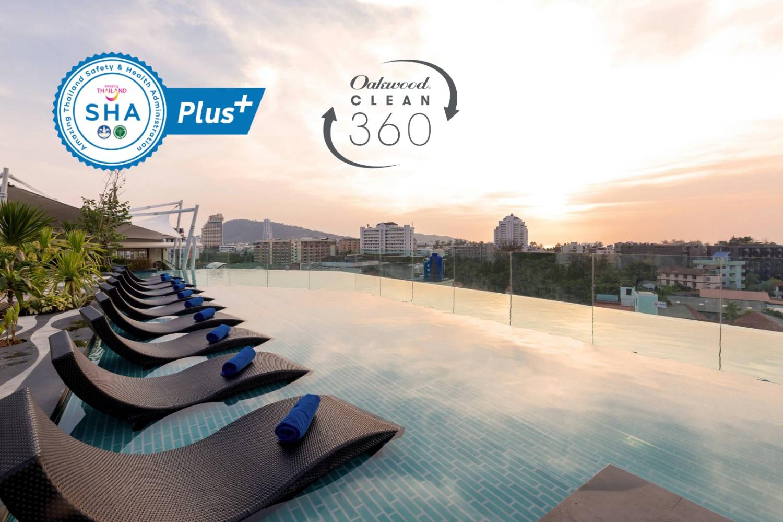 Oakwood Hotel Journeyhub Phuket - Image 0