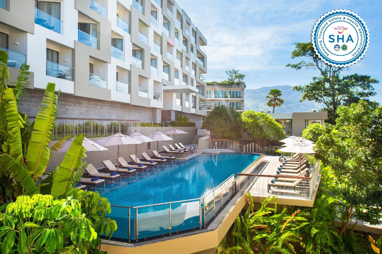 The Andaman Beach Hotel Phuket Patong - Image 0
