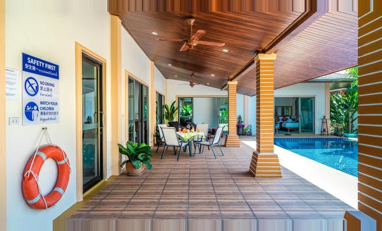 Orchid Garden Pool Villa - Image 5
