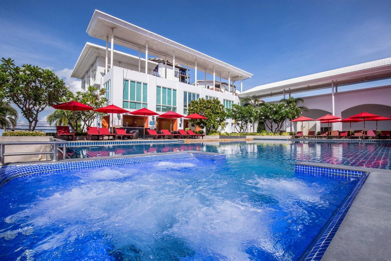 D Varee Jomtien Beach Pattaya Hotel - Image 4