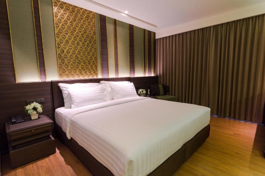Chillax Heritage Hotel Khaosan