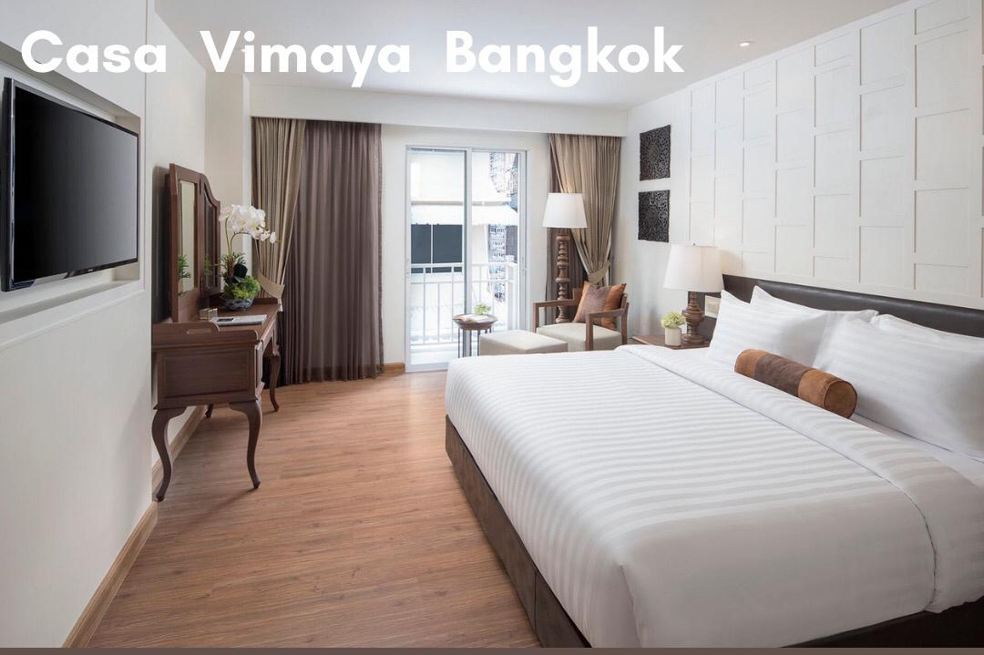 Casa Vimaya Bangkok
