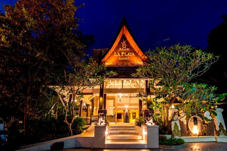 Krabi La Playa Resort - Image 1