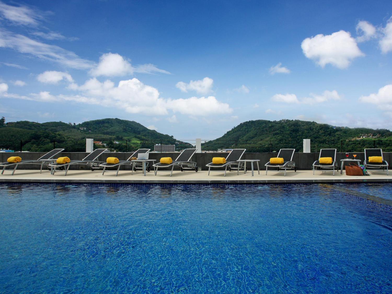 Ashlee Hub Hotel Patong - 0