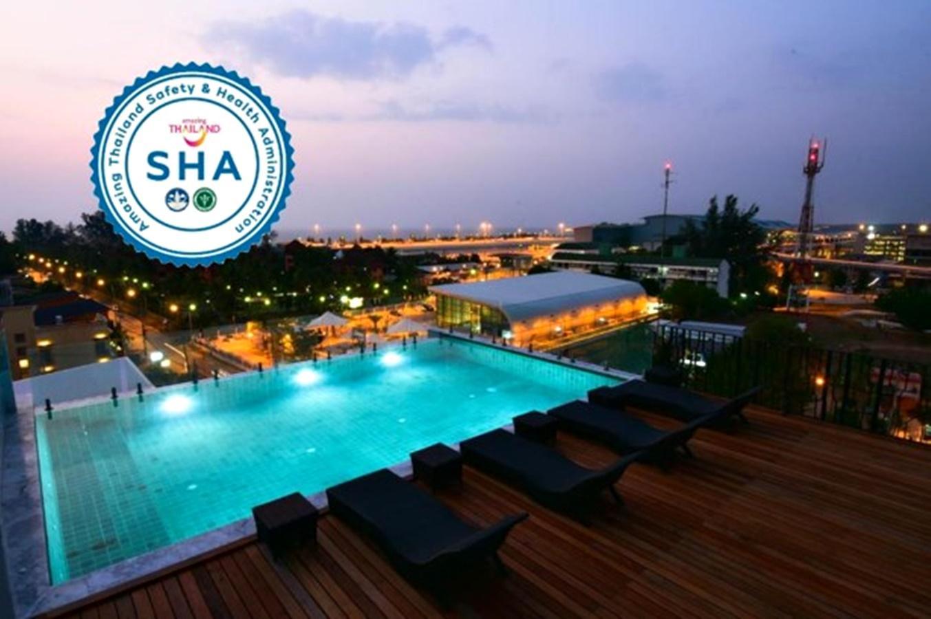 The Sixteenth Naiyang Beach Hotel - Image 0
