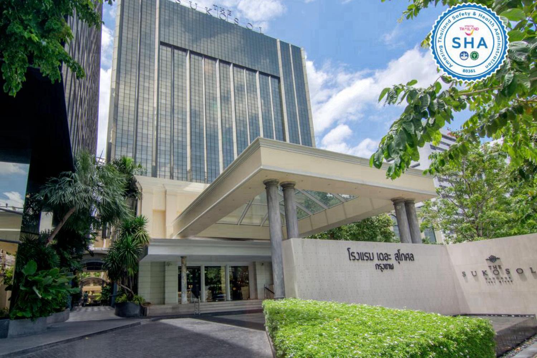 The Sukosol Hotel Bangkok - Image 0