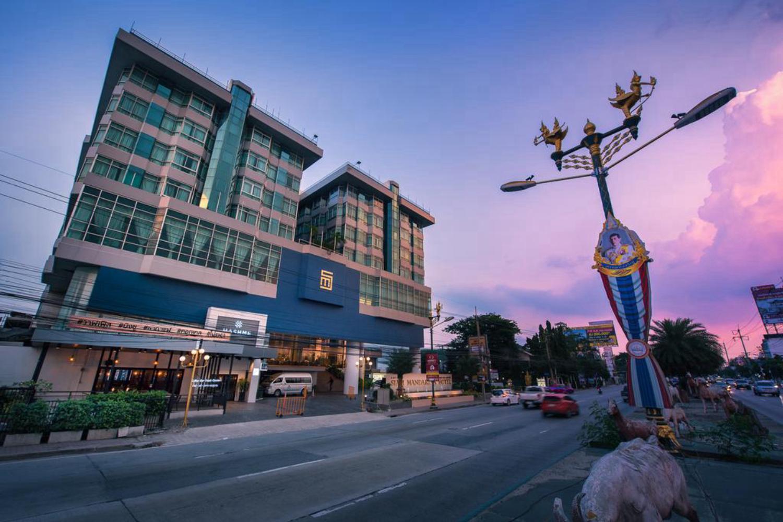 Siam Mandarina Hotel Suvarnabhumi Airport - 0