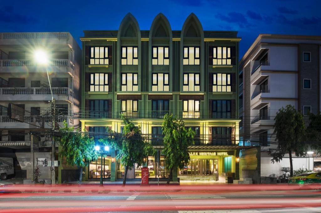 Chillax Heritage Hotel Khaosan - Image 2