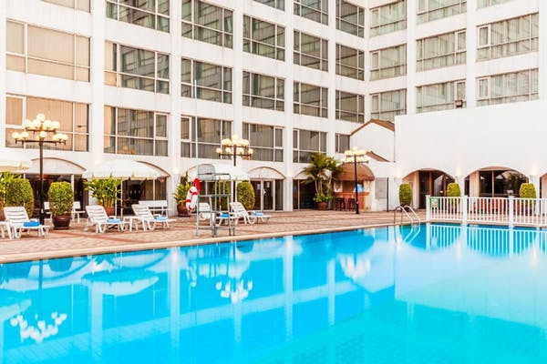 Bangkok Palace Hotel - Image 3