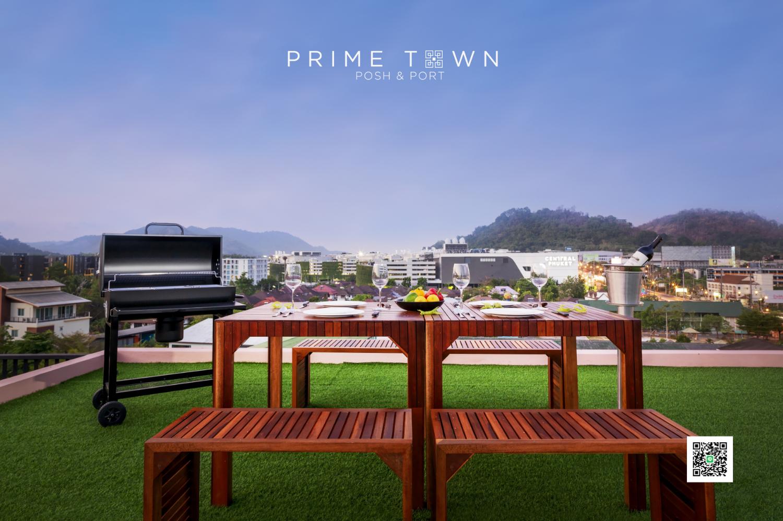 PRIME TOWN - Posh & Port Hotel PHUKET - Image 2