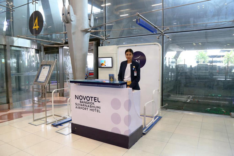 Novotel Bangkok Suvarnabhumi Airport - Image 2