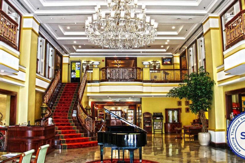 Evergreen Laurel Hotel Sathorn - Image 0